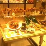 串家物語 - お店入口の食玩