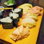 常寿司 - '17.03握り