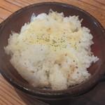 拉麺ひらり - リゾ飯(大)です☆ 2017-0426訪問