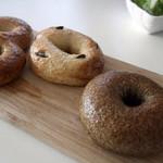 ベーグルとお菓子のお店 さわやま - 料理写真: