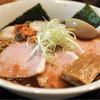 電撃屋台 クラッシュ - 料理写真:桜えび中華そば  肉増し