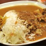 66326035 - ベトナム風チキンカレー ご飯大盛り