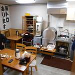 柳橋食堂 - 店内は禁煙です