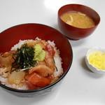 柳橋食堂 - 今回の注文♡