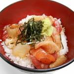 柳橋食堂 - 海鮮丼♡