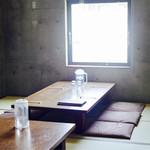 開化亭 - 3階の座敷