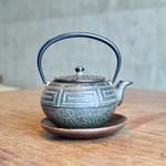 開化亭 - お茶