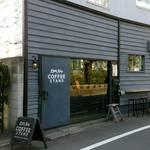 リトルナップコーヒースタンド - 入り口