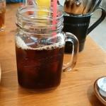 サンボンギ ダイナー - アイスコーヒー