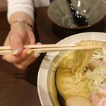 麺屋 NOROMA - 麺リフト