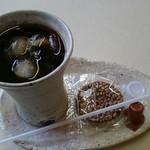 だんご茶屋 - アイス珈琲
