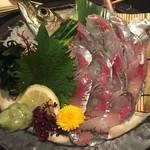海鮮長州 - 鯖の活造り