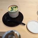 本等鮨 海馬 - 【ランチ】茶碗蒸し付き
