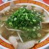 もっこす - 料理写真:中華そば(朝割引)5月から650円になります(通常の時間帯は780円)