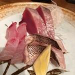 魚道 - 良質のイサキ、カツオ、イトヨリ鯛