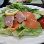 三喜屋 - サラダ