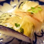 66337841 - 鯖寿司