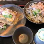 おばちゃんの店 - おろし蕎麦今庄セット