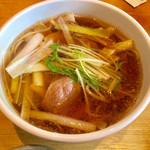 なかやしき - 鴨南蛮蕎麦