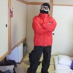 6634335 - 和室とスキーに備えるからくち