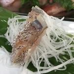 らかん寿し 松月 - かすご鯛