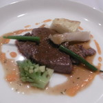 レストラン・ラ・フェ - 料理写真:肉料理