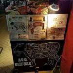 A4-5 BEEF BAR -