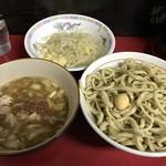 蓮爾 - 【2017.4.22】たま小つけ麺¥900