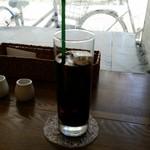 カフェ プース - アイスコーヒー