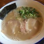 らぁ麺 田中商店 - 料理写真: