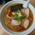 みよし食堂 - 料理写真:中華そば大盛り600円+100円