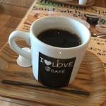 66350594 - ドリンクはホットコーヒー
