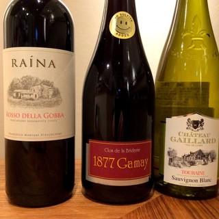 葡萄にこだわったナチュラルワイン