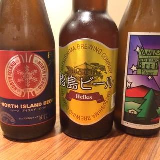 IPAを中心としたクラフトビール