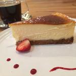 ベースコーヒー - チーズケーキ