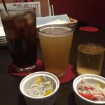 TAP ROOM - クラフトビールとコーラ&お通し