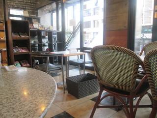 YAMAZAKI COFFEE - 店内