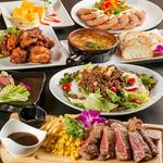 チーズタッカルビ食べ放題 個室肉バル 29○TOKYO - 料理写真: