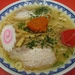 赤湯ラーメン 龍上海 - 赤湯からみそラーメン(830円)