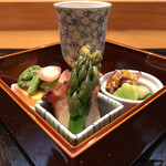 日本料理 旬菜和田 - 八寸