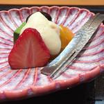 日本料理 旬菜和田 - 水菓子