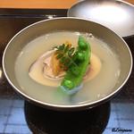 日本料理 旬菜和田 - 蛤吸い
