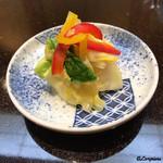 日本料理 旬菜和田 - 香の物