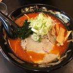 東京味源 - 鉄火麺950円