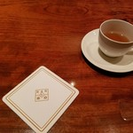 バー東京 - チャームのブイヨンスープ