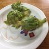 Tedukuriudonkoubouraku - 料理写真:前菜?のふきのとうの天ぷら