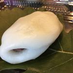 中川大福堂 - 料理写真: