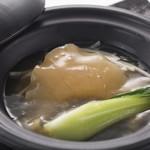 中華料理 桃李 - 国産ふかひれの姿煮込み