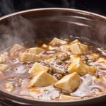 中華料理 桃李 - 麻婆豆腐