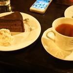 フランソア喫茶室 - ケーキ & 紅茶